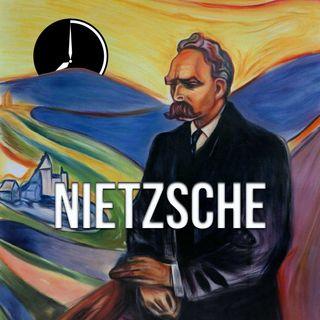 NIETZSCHE: Grande Filosofia per Piccole Vite - Monografia