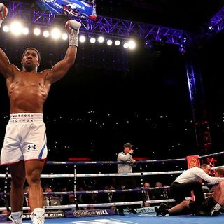 """Ringside Boxing Show: Joshua, Wilder & """"the cheat code"""" that makes the heavyweight division riveting"""