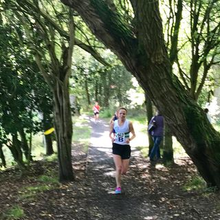 Running in the North West Road Relays