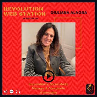 INTERVISTA GIULIANA ALAGNA - IMPRENDITRICE, SOCIAL MEDIA MANAGER & CONSULENTE D'IMMAGINE