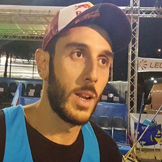 """Beach Volley, Paolo Nicolai: """"Obiettivo? Continuare a vincere"""""""