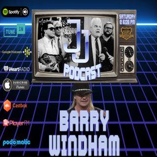 JJ: The JJ Dillon Podcast :Barry Windham