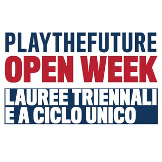 PLAY THE FUTURE! - OPEN WEEK