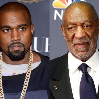 Just A Few Words On Cosby And Kanye.