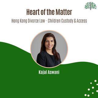 Hong Kong Divorce Law - Children Custody & Access