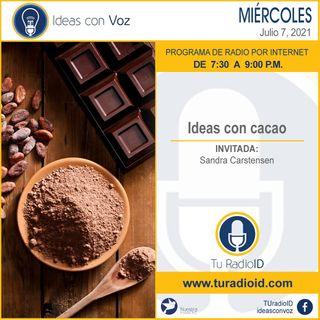 Ideas con cacao