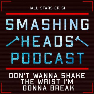 Don't Wanna Shake The Wrist I'm Gonna Break (The Challenge All Stars Ep. 5)