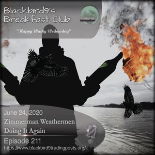 Zimmerman Weathermen Doing It Again - Blackbird9 Podcast