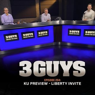 KU Preview Liberty Invite with Tony Caridi, Brad How and Hoppy Kercheval