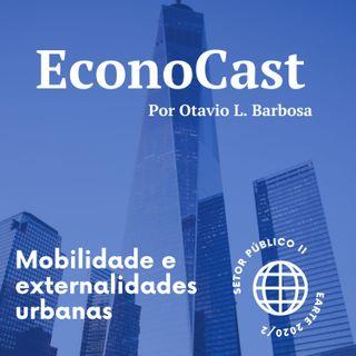 Mobilidade e externalidades urbanas
