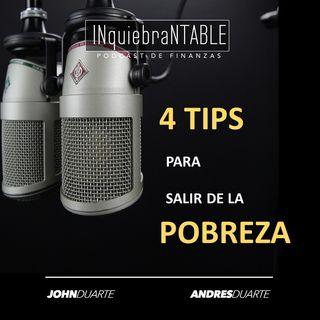 4 Tips para dejar la pobreza Con John Duarte #9