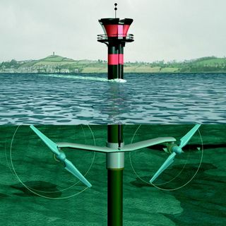 Endangered - L'energia delle maree