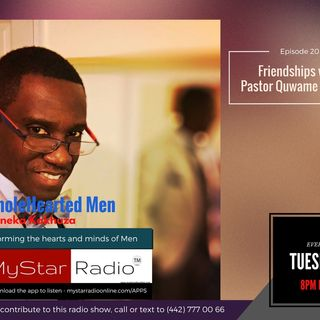 WHM Show Episode 20 - Friendship