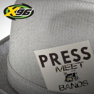 X96 Meet the Bands | Bleachers