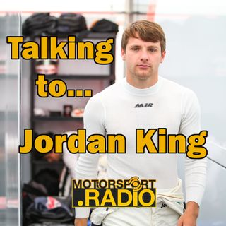 Talking to...Jordan King
