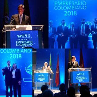 Así fue la noche de los mejores en el  'Empresario del año 2018'