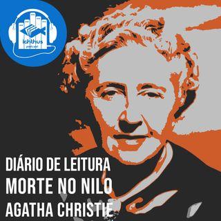 Dia 10 (caps. 28-31) | Morte no Nilo (Agatha Christie) | Diário de leitura