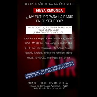 20190213_MESA REDONDA_DIA MUNDIAL DE LA RADIO