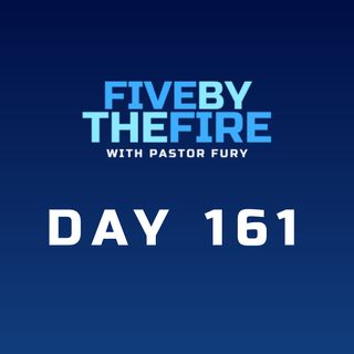 Day 161 - The Lamb and the Testimony