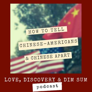 How to Tell Chinese and Chinese-Americans Apart