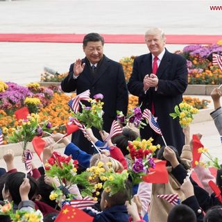 The People of China Welcome President Trump