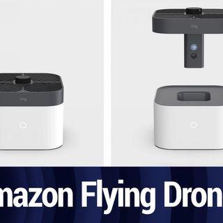 Amazon Flying Security Cam | TWiT Bits