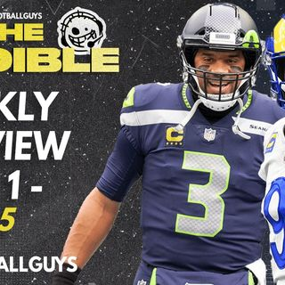 The Audible - Week 5 Preview part one - Fantasy Football 2021