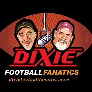 Dixie Football Fanatics - SEC Football Week 3