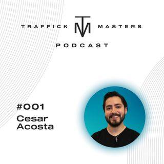 Traffick Masters #001 Nuevos comienzos, nuevos proyectos