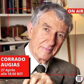 """Corrado Augias: """"Le civiltà del passato davanti alle epidemie si comportavano come noi oggi, isolando il virus"""""""