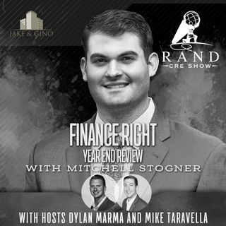 RCRE - Finance Right Year End Review with Mitchell Stogner