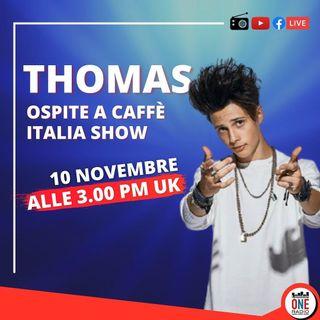 """Thomas: """"Tornerò presto sul palco, ma lo farò con stile"""""""