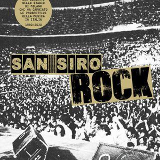 """SAN SIRO ROCK, il libro che racconta la storia dello stadio milanese con i suoi concerti. Ricordiamo poi il brano """"Dentro le scarpe""""...."""