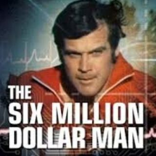 The Six Million Dollar Man: The Moon and the Desert Telefilm (1973) Bionic Man Retrospective