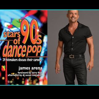 STEVE LUDWIG'S CLASSIC POP CULTURE # 118 ~ JAMES ARENA