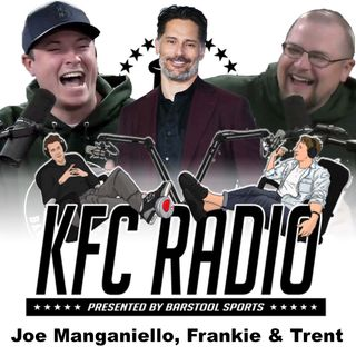 Joe Manganiello    The Horny Police and the Cockroad Tollbooth