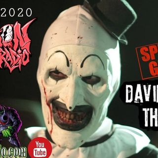 David Howard Thornton - Art the Clown 4/13/20 Replicon Radio