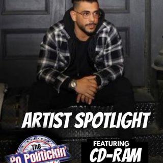 Artist Spotlight - CD-Rám | @rameeyac