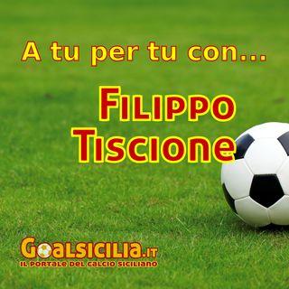 A tu per tu con... Filippo Tiscione