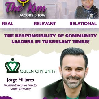 MEET JORGE MILLARES - MAN WHO SPEAKS OUT AGAINST CPI AND FOUNDER OF QUEEN CITY UNITY