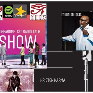 Uheardme 1ST RADIO TALK SHOW- Canadian Pop Music Artist Kristen Karma