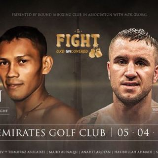 Preview Of MTK Global Card In Dubai For A Historic Night! Live On ESPN