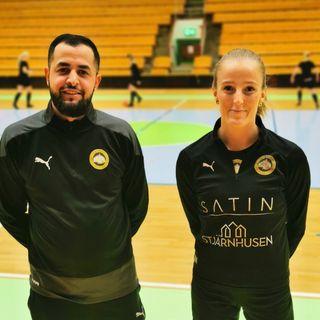 Örebro Futsal Club (ÖFC) spelar kvartsfinal på söndag