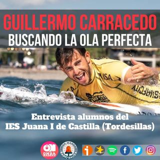 08RB- Guillermo Carracedo: buscando la ola perfecta