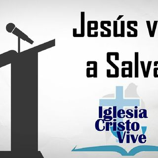 Buena Noticia! Jesús no Vino a condenarte.