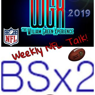 2wice The BS And William Green Xperience Predictions For Week 3 In The NFL