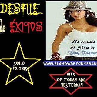 """""""DESFILE DE ÉXITOS"""" All time hits"""