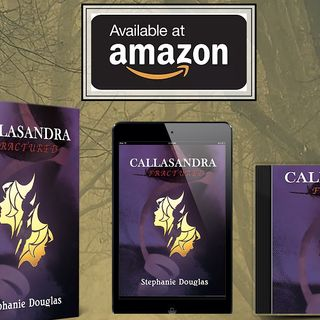 Callasandra Fractured, a Dystopian Thriller with a cinematic twist