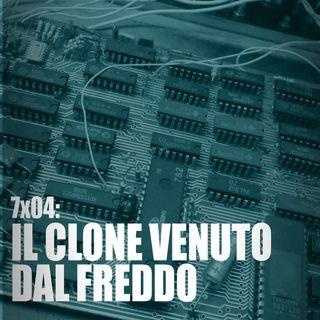 AI 7x04: Il Clone venuto dal Freddo