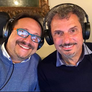 23.02.2017. (120) Dopocena con... Stefano Benassi